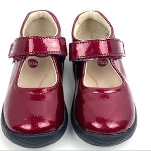"Stride Rite ""Maya"" Patent Leather Mary Janes"